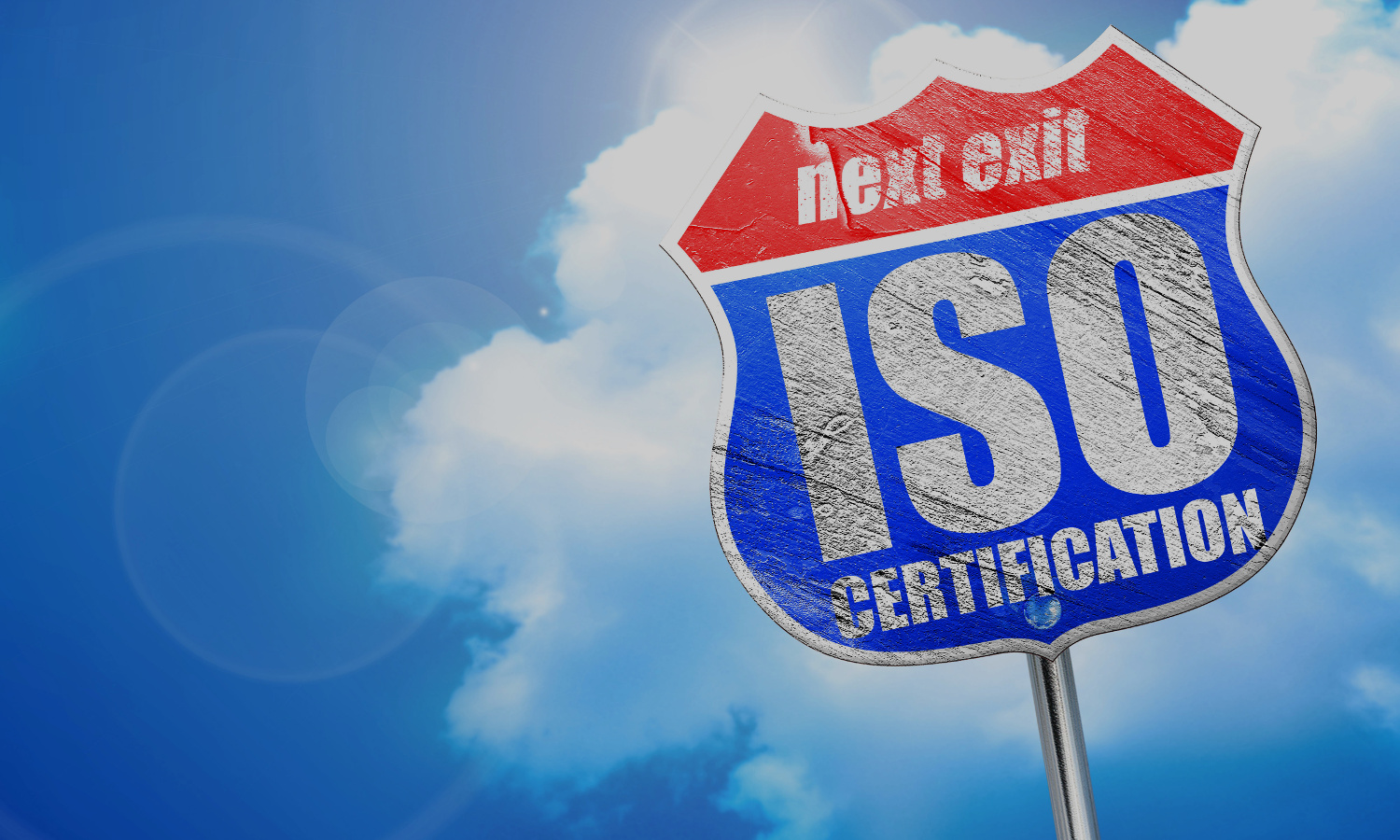 ISO certification release...